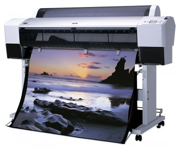 Широкоформатный плоттер Epson Stylus Photo 9880 Pro