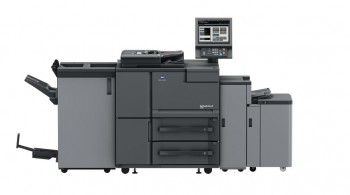 Цифровая печатная машина Konica Minolta bizhub PRO C1100